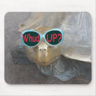 Whud UP? mousepad