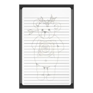 Why Bear Stationery