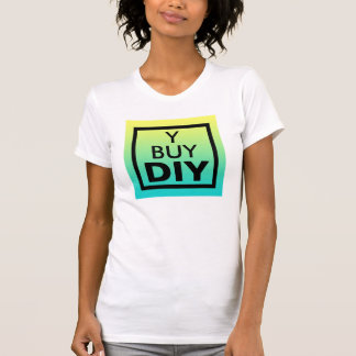 Why Buy? DIY Statement T-Shirt