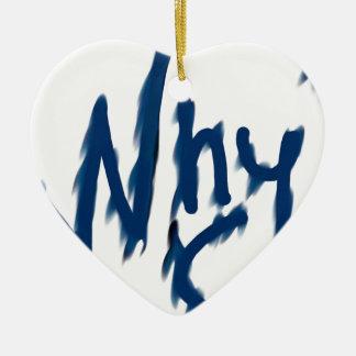 Why ? ceramic heart decoration