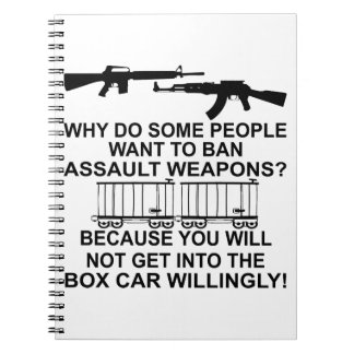 Why Do Some People Want To Ban Assault Weapons Note Book