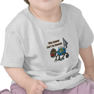Why Gnomes Can t Be Hunters Tee Shirts