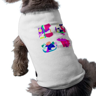 Why Is It Possible? Sleeveless Dog Shirt