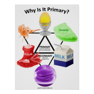 Why is it Primary? Poster
