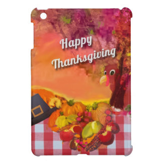 Why is the turkey hiding case for the iPad mini