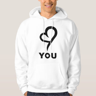 Why love you super cool designer hoodie