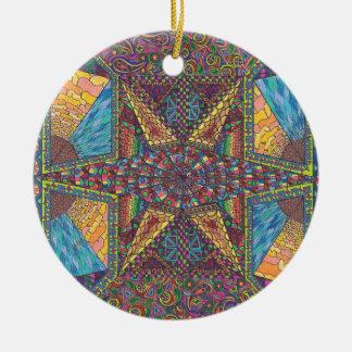 Why Not Design Round Ceramic Decoration
