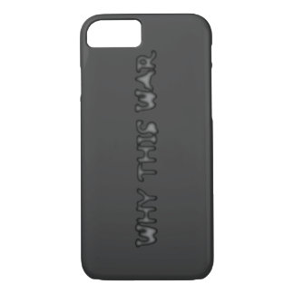 why this war iPhone 7 case