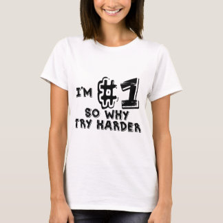 WHY TRYING T-Shirt