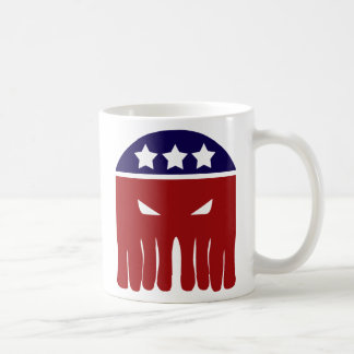 Why Vote for the Lesser Evil? Coffee Mug