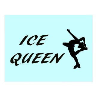 Why Yes I Am An Ice Queen Postcard