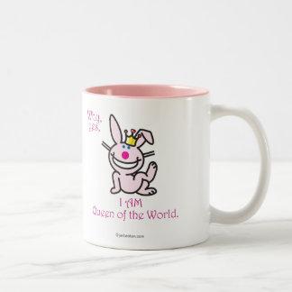 Why Yes Two-Tone Coffee Mug
