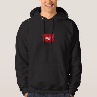 Whype logo Hooded Top