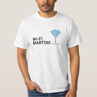 wi-fi martini T-Shirt