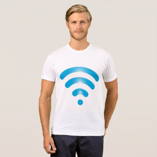 Wi-Fi Symbol T-shirt