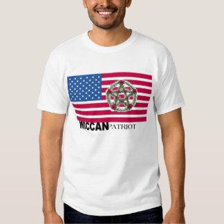 Wiccan American Tshirts