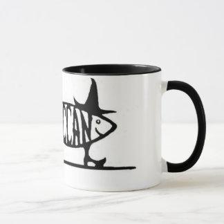 Wiccan Fish Mug