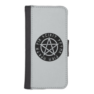 Wiccan iPhone 5/5S Wallet Case