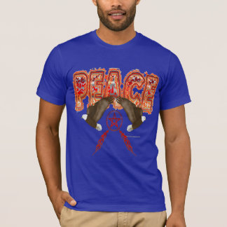 Wiccan Peace Men's T-Shirt