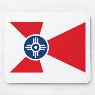 Wichita Flag Mousepad