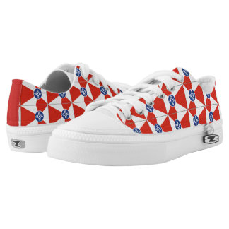 Wichita ICT Flag Low Tops