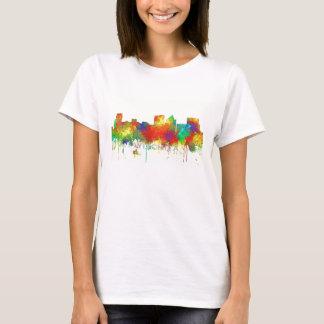 Wichita Kansas  Skyline-SG T-Shirt