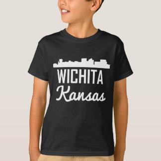 Wichita Kansas Skyline T-Shirt