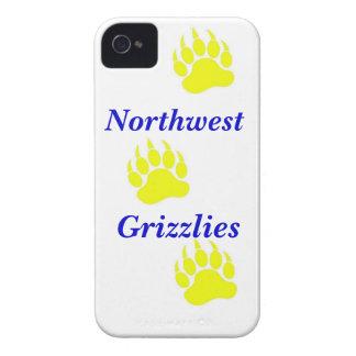 Wichita Northwest Grizzlies iPhone Case