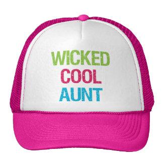 Wicked Cool Aunt Cap