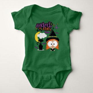Wicked Cute Baby Bodysuit