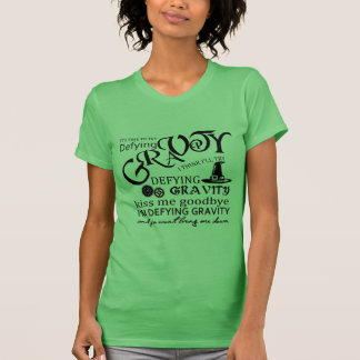 "Wicked ""Defying Gravity"" Shirt"
