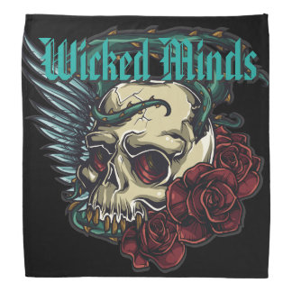 Wicked Minds Bandanna