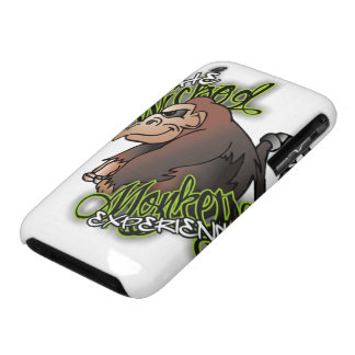 wicked monkey iphone case iPhone 3 Case-Mate case