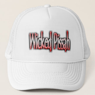 Wicked Pissah Trucker Hat