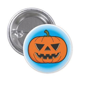 Wicked Pumpkin Button