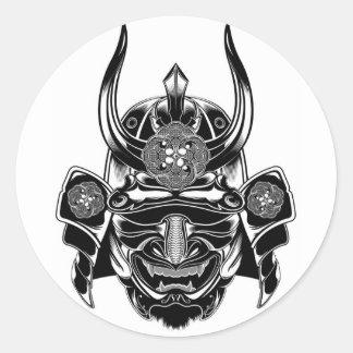 Wicked Samurai Sticker