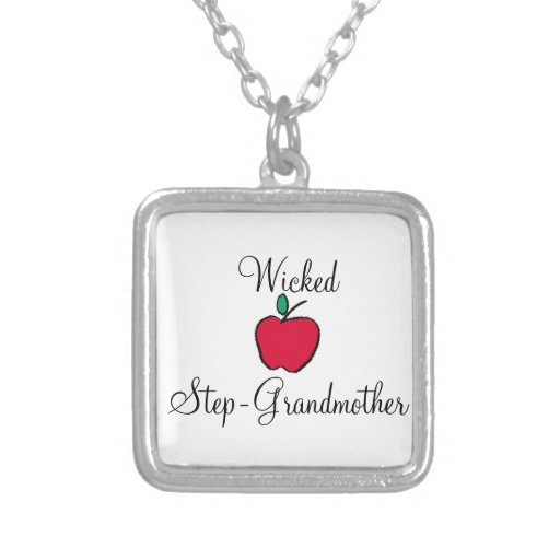 Wicked Step-Grandmother Necklace