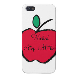 Wicked Step Mother iPhone 5 Covers