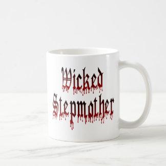 Wicked Stepmother Basic White Mug