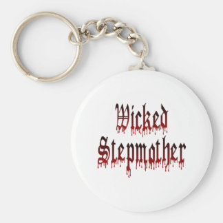 Wicked Stepmother Key Ring