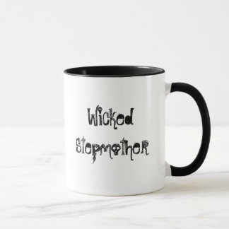 Wicked Stepmother mug