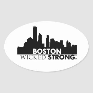 Wicked Strong Bumper Sticker