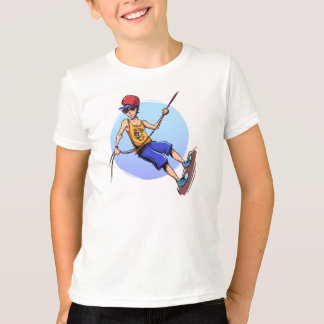 wicked t shirt featuring cool climber