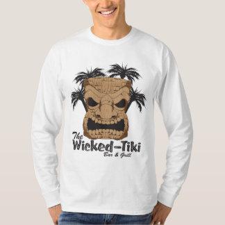 Wicked Tiki Bar Men's Long Sleeve Shirt