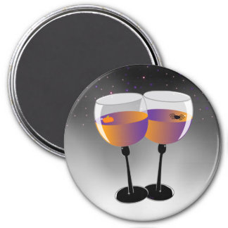 Wicked Wine Magnet
