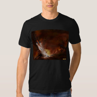 Wicked Witch Contruction Crane Shirt
