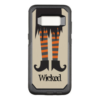 Wicked Witch Funny Halloween OtterBox Commuter Samsung Galaxy S8 Case