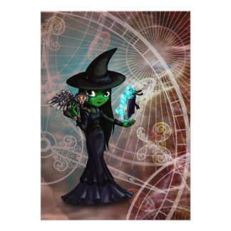 Wicked Witch Custom Announcements