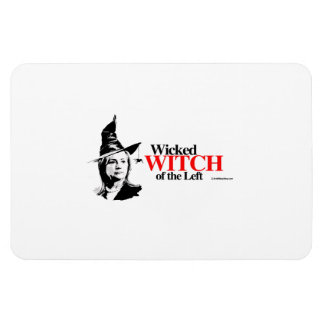 Wicked Witch of the Left Magnet