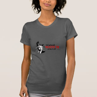 Wicked Witch of the Left Tee Shirts
